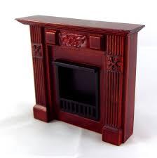 fireplaces u0026 accessories dollhouse miniatures dolls u0026 bears