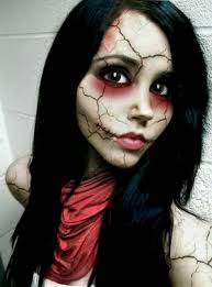 Halloween Costumes Women Scary 100 Scary Halloween Face Makeup Ideas Multiple Eye