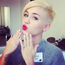 whats the name of the haircut miley cyrus usto have things that miley and justin have in common daily beauty and