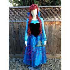 Ariel Mermaid Halloween Costume 25 Mermaid Costume Ideas
