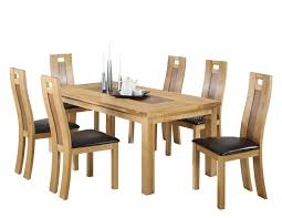 Oak Dining Room Table And 6 Chairs China Dining Table 6 Chairs Tc8101 China Oak Chair Dining Tables