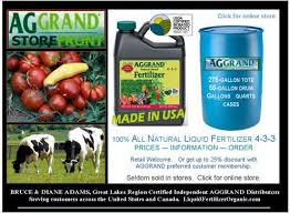 How To Get Usda Certified Liquid Fertilizer Organic Nop Certified Or All Natural