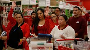 what time does online black friday at target start target is hiring 40 more holiday season workers than last year