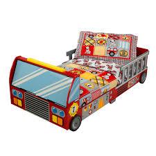 kidkraft fire engine toddler bed fire engine toddler bed junior