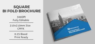 Bi Fold Brochure Template bi fold brochure template