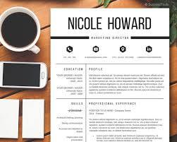Word Resume Template 2014