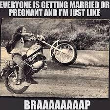 Motorcycle Meme - motorcycle memes braap braap instagram photos and videos