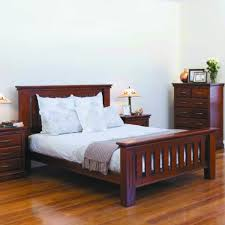 stirling bed suite with tallboy u2013 pine discount
