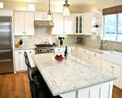 Kitchen Backsplash For Black Granite Countertops - black and white granite countertop u2013 vernon manor com