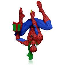 2015 hallmark ornament marvel spider man spidey u0027s holiday spirit