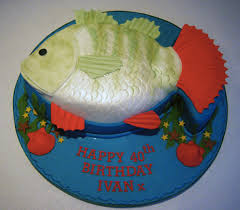 fishing cake ideas fish out of water fish cakes for everyone