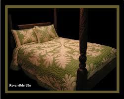 shop polynesia custom hawaiian hand quilted bedspreads from