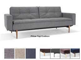 innovation sofa with arms sofa bed by innovation living