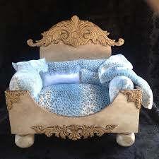 Shabby Chic Designer by Luxury Designer Shabby Chic Pet Bed Beds Blankets U0026 Furniture