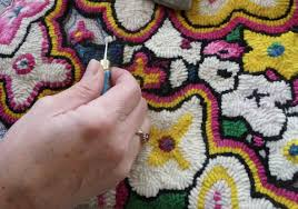 rug hooking how to roselawnlutheran