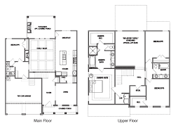 floor plan for daycare parkside landing home south communities