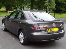 2007 mazda 6 dts 121 2 0 td mot april 2018 1 former owner