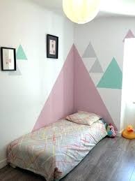 peinture murale pour chambre peinture mur chambre bebe deco murale chambre enfant chambre denfant