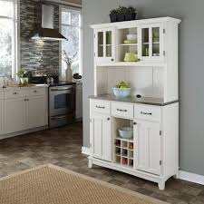 Buffet Kitchen Furniture by Kitchen Hutch Buffet Home Styles Premium Kitchen Buffet And Hutch