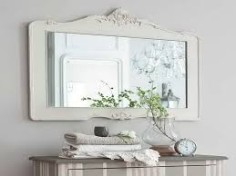 White Framed Mirror For Bathroom Best White Framed Length Mirror White Frame Mirror White