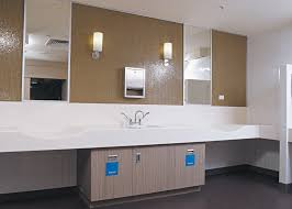 Changing Table With Sink Baby Change Tables Corian