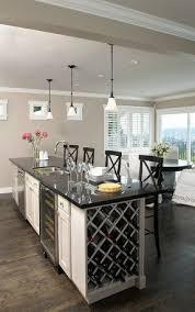 kitchen island wine rack foter