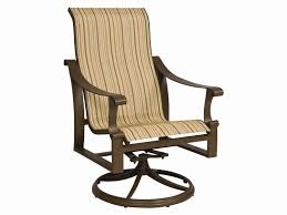 Sling Swivel Rocker Patio Chairs by Patio Sling Chairs