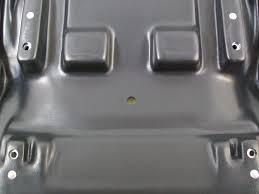 8 Cushion Black Gray Seat Cushion Kit Suspension Seat New Holland Ls170