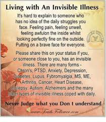 Invisible Illness Meme - 25 best memes about invisible illness invisible illness memes
