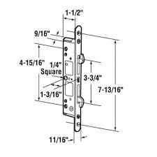 Patio Door Lock Parts Sliding Door Locks Parts Gorgeous Sliding Patio Door Replacement