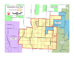 rogers bentonville and cave springs entangled in annexation of