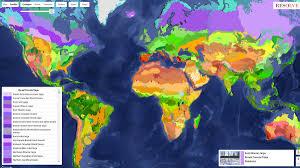 Iceland Map World Iceland Digital Elevation Map Weather And Climate Change Maffezzoni