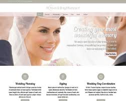 Wedding Planner Websites Wedding Planner Wordpress Theme Wp Theme For Wedding Planners