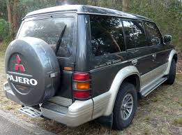 mitsubishi pajero 1993 review amazing pictures and images u2013 look