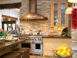 rustic kitchen backsplash accessories kitchen rustic masonry