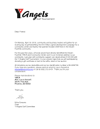 request for sponsorship letter sample