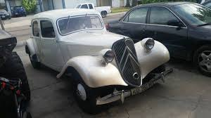 daily turismo bad influence 1951 citroen traction avant