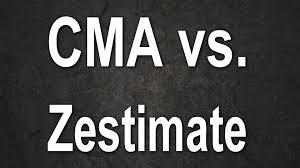 Homes Values Estimate by Cma Vs Zestimate Comparing Home Value Estimates
