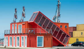 breathtaking amazing homes built from shipping containers photo