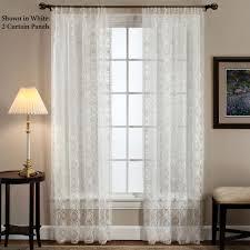 richmond macrame lace window treatment