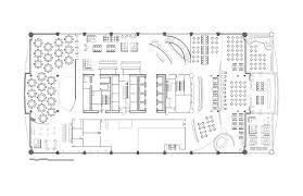 hotel floor plan seating arrangement almost an architect