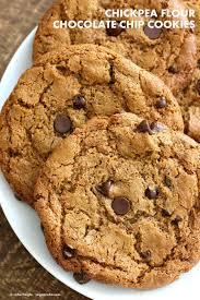 chickpea flour chocolate chip cookies gluten free vegan richa