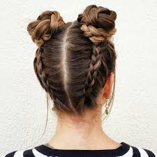 hair buns 28 ridiculously cool bun hairstyles you need to try gurl