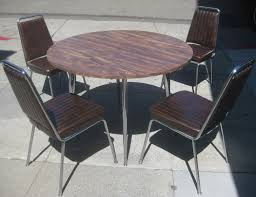 Kitchen Collectibles Retro Kitchen Table And Chairs Uhuru Furniture Amp
