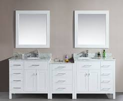60 Inch White Vanity How Rough 60 Vanity Double Sink U2014 The Homy Design