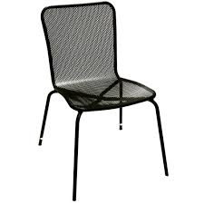 Black Patio Chair Furniture Ideas Mesh Patio Chairs With Small Black Patio Chair