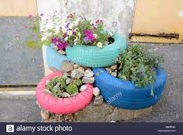 Unusual Planters For Container Gardens Unusual Plant Pots Stock Photos U0026 Unusual Plant Pots Stock Images