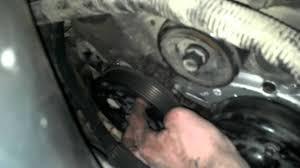 98 Buick Lesabre Fuel Pump Wiring Diagram How To 3800 Series 3 Water Pump Power Steering Youtube