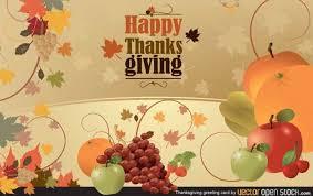 thanksgiving vector webbyarts free vectors graphics