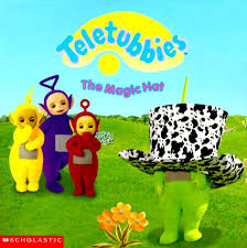teletubbies magic hat scholastic books 9780439138550